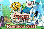 Team up as Finn and Jake to slay evil and rescue the princess!