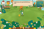 Screenshot of Adventure Time: Finn and Jake's Epic Quest