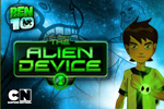 Ben 10: Alien Device has Ben, Gwen, and Grandpa Max solving puzzles on an epic adventure to stop Vilgax.