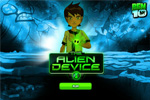Screenshot of Ben 10 Alien Device