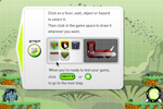 Screenshot of Cartoon Network - Ben 10 Alien Force Game Creator