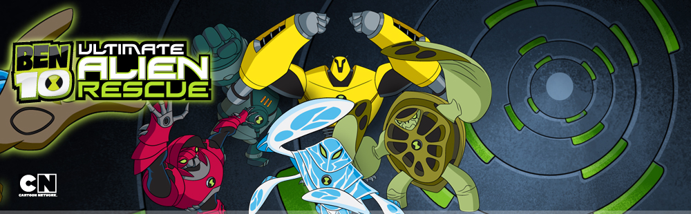 Ben 10: Ultimate Alien Rescue