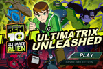 Use Spidermonkey's speed, Humungousaur's strength and Swampfire's range to battle the bad guys in Ben 10: Ultimatrix Unleashed.