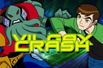 Catch and destroy Vilgax before his ship crashes and he escapes!