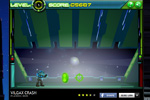 Screenshot of Cartoon Network - Ben 10 Alien Force - Vilgax Crash