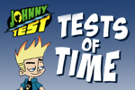 Can you handle the Tests of Time? Use Johnny's time clones to solve the time puzzles before it's too late!