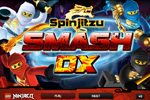 Screenshot of Cartoon Network Ninjago Spinjitzu Smash DX