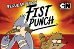 The Night Owl has kidnapped Margaret for his Future Museum. It's time for Death Kwon Do!! Play Regular Show: Fist Punch on Cartoon Network today!