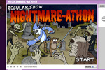 Screenshot of Regular Show: Nightmare-athon