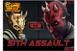 Screenshot of Sith Assault