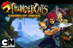 Embark on a quest for the legendary Book of Omens in Thundercats: Sword of Omens!