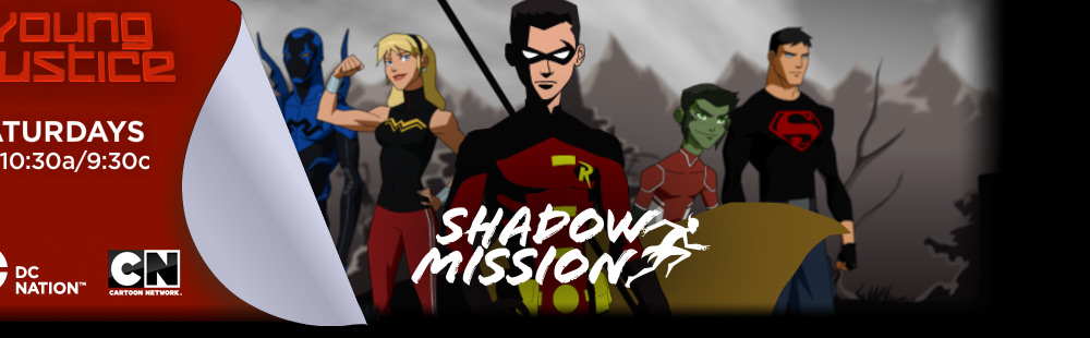Young Justice: Shadow Mission