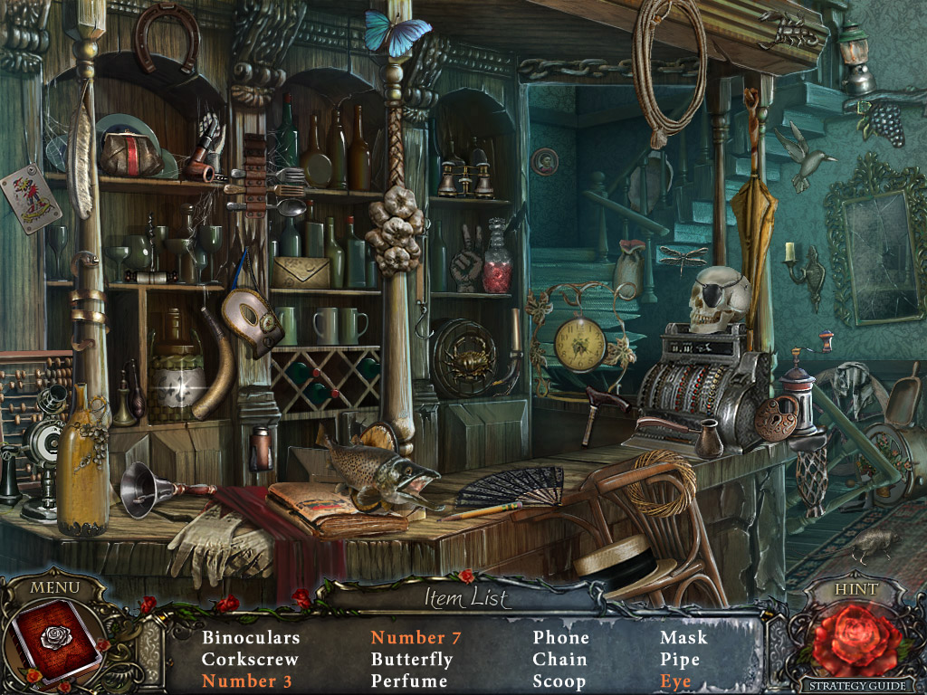 Cold Hearts 2 In 1 Bundle Screen Shot. New Release Hidden Object Games ...
