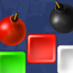 Collapse Crunch - Collapse Crunch lets you play Collapse! puzzles in 4 game modes! - logo