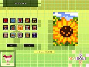 Color Cross screen shot