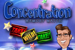 Relive the fun and excitement of the TV game show, Concentration&trade;.