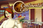 Continental Cafe is a food-themed collection of different kinds of puzzles!