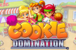 Conquer the nation one cookie at a time in Cookie Domination!