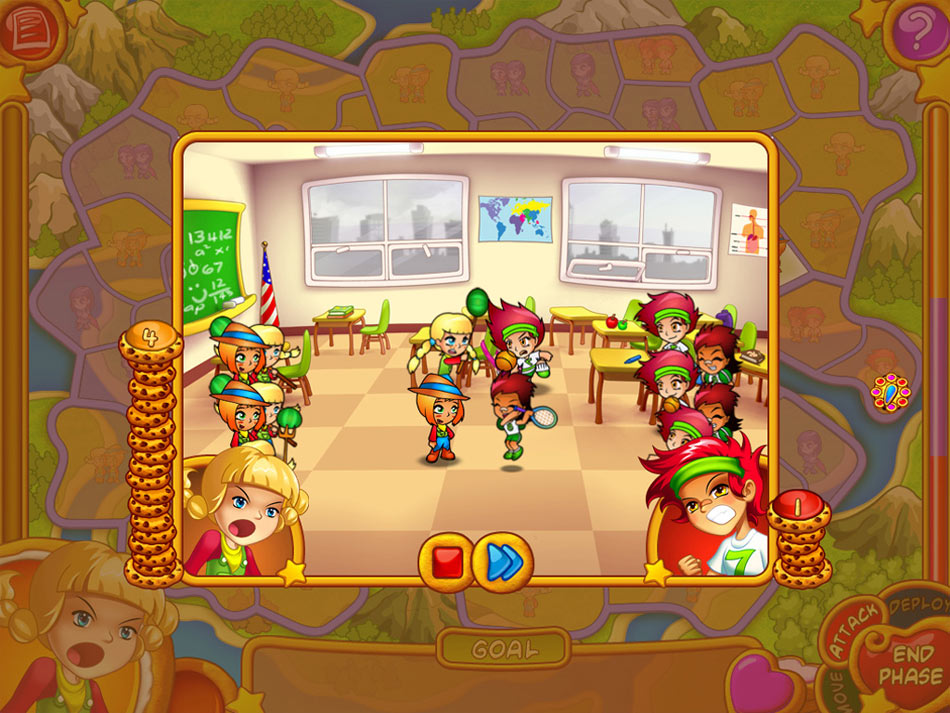 Cookie Domination screen shot