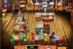 Screenshot of Cooking Dash 3: Thrills and Spills