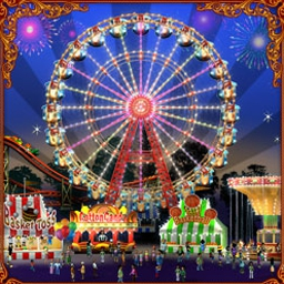 County Fair - County Fair combines the best of resource and time management gameplay! - logo