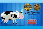 Screenshot of Cow Spotter