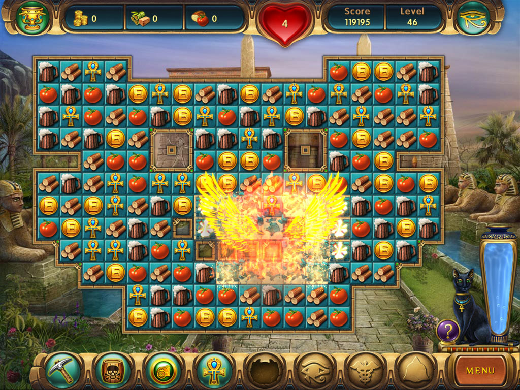 Cradle Of Egypt Collector's Edition screen shot