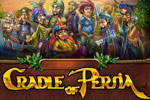 Build ancient Persia in an engaging puzzle game: Cradle of Persia.