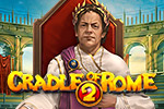 Become the Emperor in Cradle of Rome 2 by completing 100 match-3 levels!