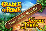 Get two amazing matching games in one with the Cradle (of Rome) Pack!
