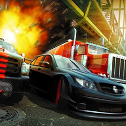 Crash Time 2 - Crash Time 2 puts you right in the driver's seat with over 500 horsepower. - logo