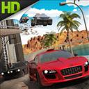 Crazy Cars - Hit The Road HD - logo