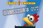Crazy Chicken Director's Cut is a wacky shooter game that features riddles from popular blockbusters!