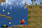 Screenshot of Crazy Chicken: Heart of Tibet