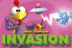 In Crazy Chicken Invasion, arguably the most famous bird in the world is back in the kind of classic shooter that fans have come to appreciate.