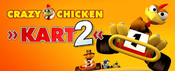 Crazy Chicken Kart 2 - image