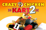 Crazy Chicken Kart 2 is a fun cart racing game for the whole family!