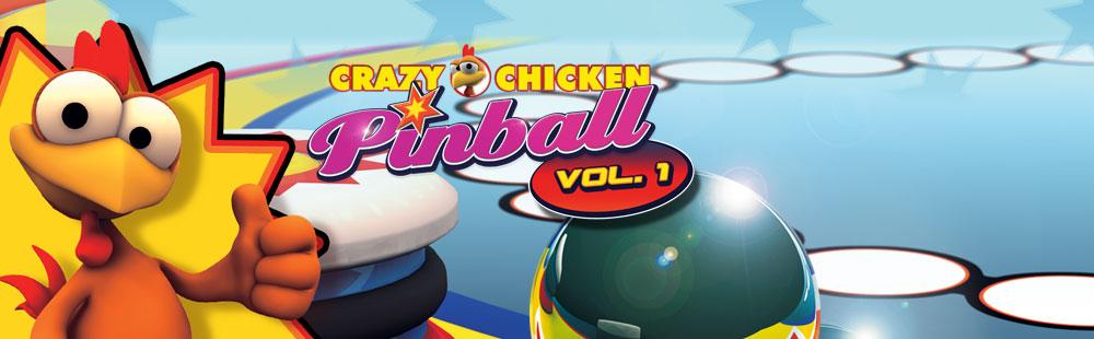 Crazy Chicken Pinball