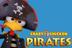 Smantella un'isola di Crazy Chicken Pirates - falli urlare!