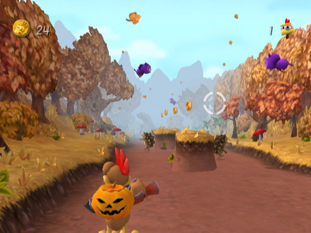 Crazy Chicken Tales screen shot
