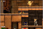 Screenshot of Crazy Chicken - The Winged Pharaoh