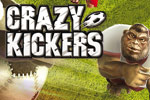 All the world's animals are teaming up for a huge soccer championship! Crazy Kickers is a great soccer game for the PC.