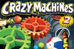 Build wacky contraptions with real physical properties in Crazy Machines 2!