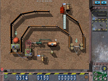 Crazy Machines - The Inventor's Workshop screen shot