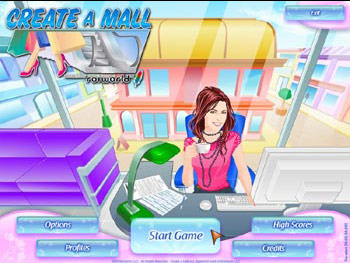 Create A Mall screen shot