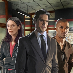 Criminal Minds - Your favorite weekly drama series is now a game! Play Criminal Minds today and test your puzzle-solving skills. - logo