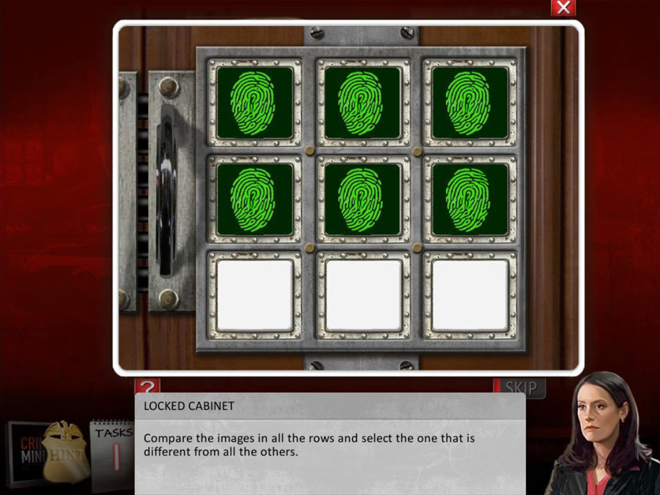 Criminal Minds screen shot