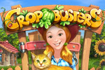 Slip on your overalls and bring in a harvest of fun in Crop Busters, a rousing match-3 adventure for the farmer in everyone!