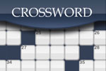 Are you ready for a classic crossword challenge? Satisfy your puzzle craving with Crossword: Regular difficulty!
