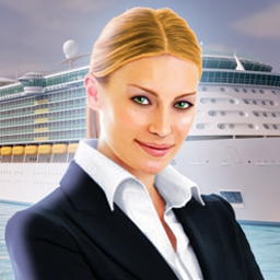 Cruise Clues - Caribbean Adventure - Seek out tropical hidden objects in Cruise Clues - Caribbean Adventure! - logo
